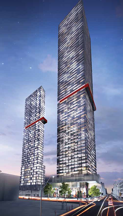 New Condo Project at Yonge & Eglinton